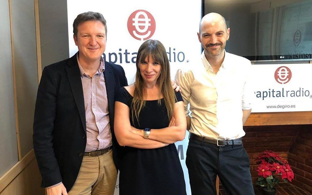 """El GuíaBurros: LinkedIn y su autor, David Díaz, en """"Franquicia2"""", en Capital Radio"""