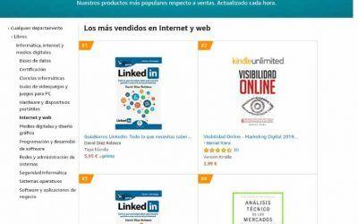 El éxito en Amazon del «GuíaBurros: LinkedIn», de David Díaz