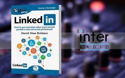 David Díaz habla de su libro en 'El vodevil', el nuevo programa de Radio Inter